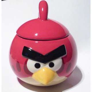 ANGRY BIRDS Ceramic Mug Cup in Box Rovio - 7 Eleven SINGAPORE - FULL SET OF 5