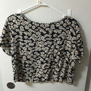 All about Eve flower top