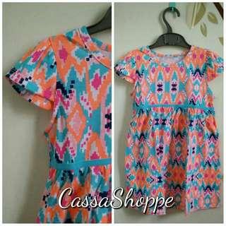 Dress Chamr Orsca Batik