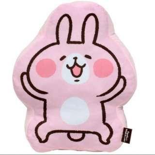 卡娜赫拉  粉紅兔兔抱枕 (限量)