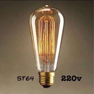(現貨) 220v-st64燈泡