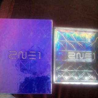 2ne1 - To Anyone  2ne1 - First Mini Album