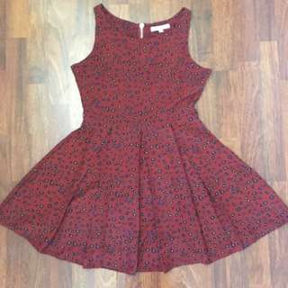 ASOS Skater Dress Size 10