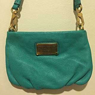 Marc By Marc Jacobs Percy Bag (Turquoise)