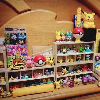 [分享]神奇寶貝 皮卡丘 公仔 玩具