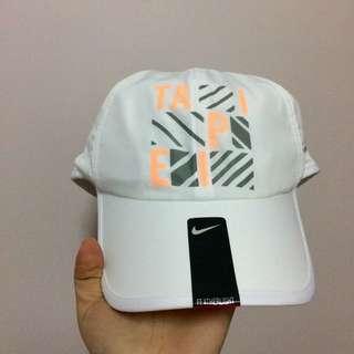 (暫售出)Nike we run TPE 帽子