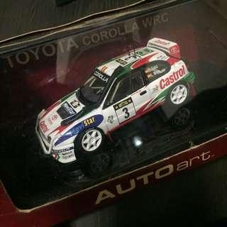 1:43 Autoart Model Car
