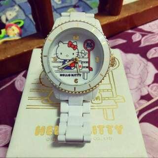 Hello Kitty手錶 正版