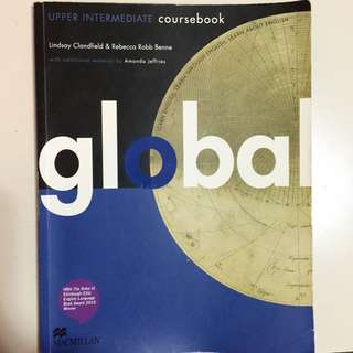 global全英課本