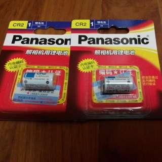 Panasonic CR2 Lithium Battery