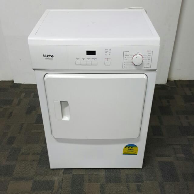 6kg Kuche Dryer Furniture On Carousell