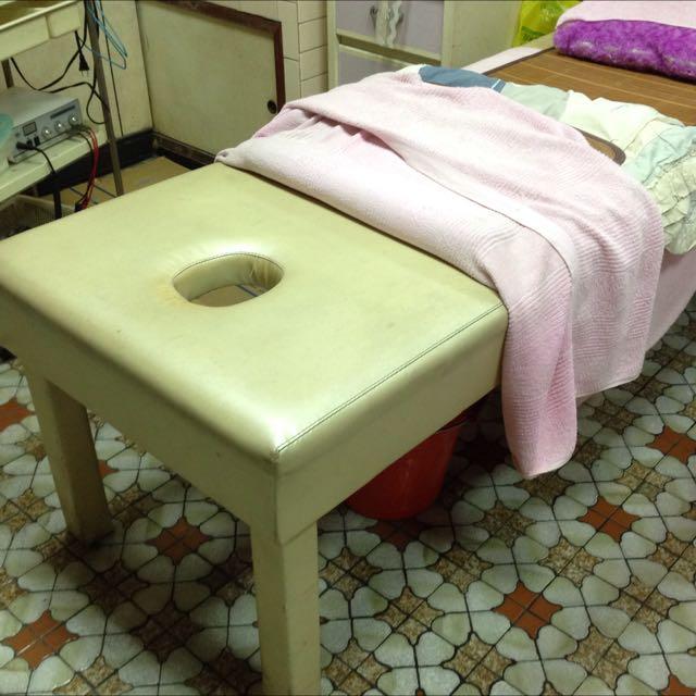 按摩刮痧 美容床