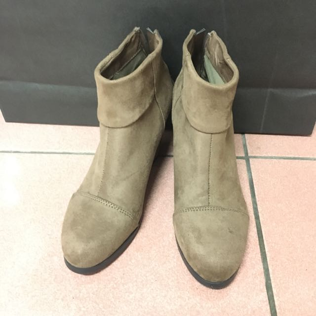✨時尚裸靴✨