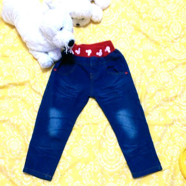 寶寶牛仔褲