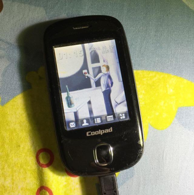 亞太機 觸碰 Pad Coolpad S108