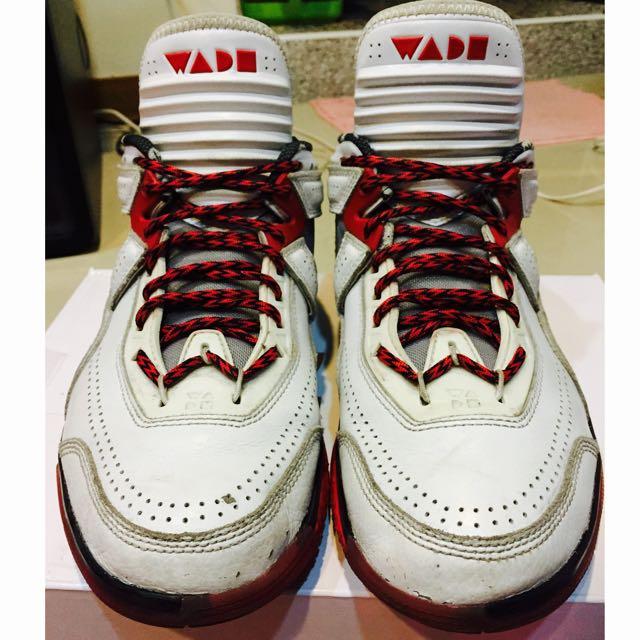 李寧 韋德之道 Wade WOW 1.5 上城 籃球鞋 US10.5 二手