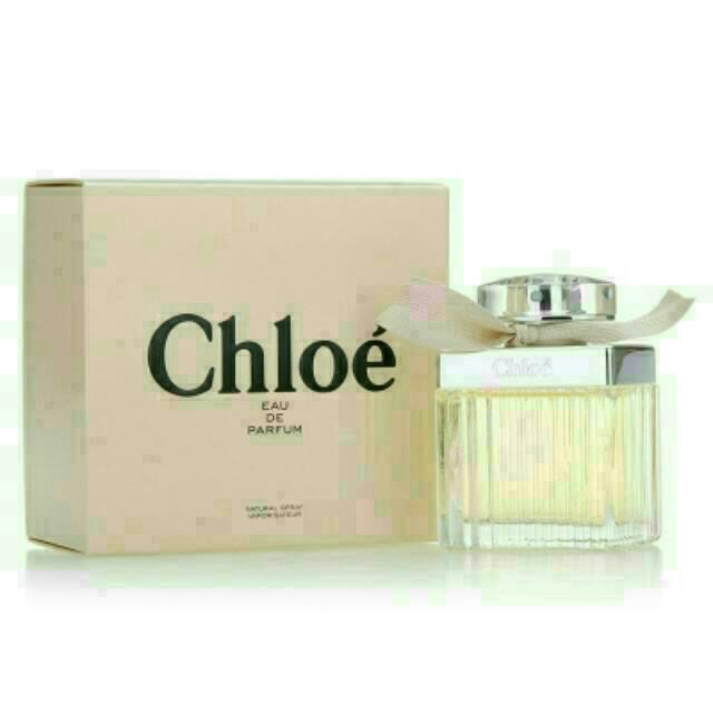 收收收 Chloe 30 50 75ml 同名淡香水