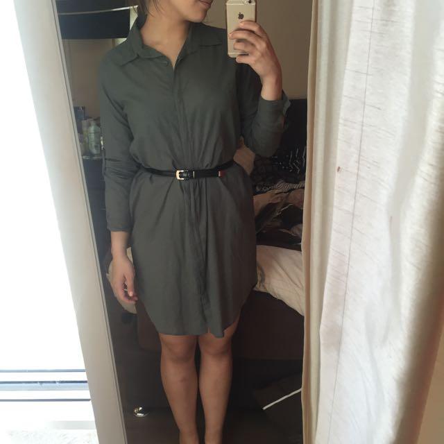 BONDS button Up Dress
