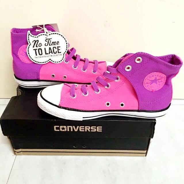 全新正版Converse帆布鞋