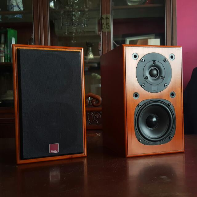 Dali Royal Menuet Bookshelf Speakers Electronics On Carousell