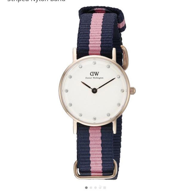 daniel wellington錶 Amazon代購
