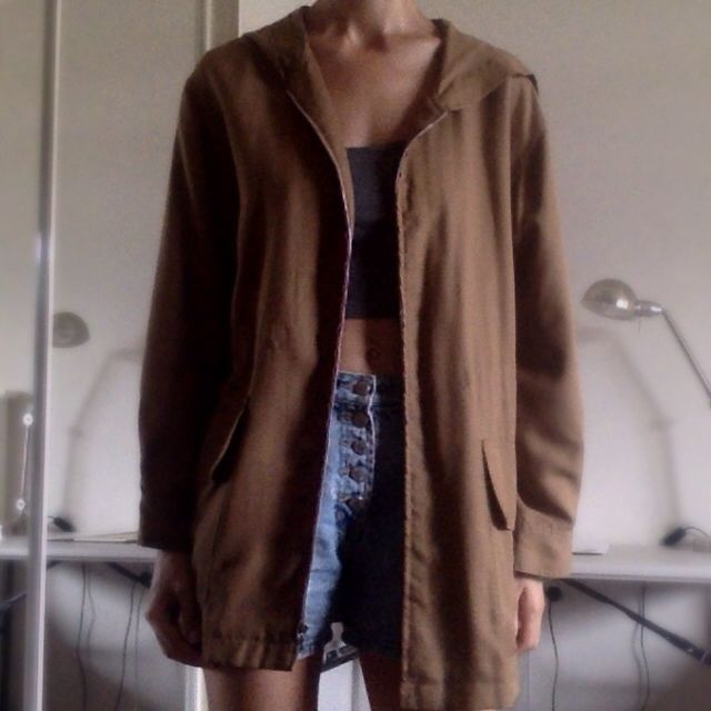 Dark Tan Jacket