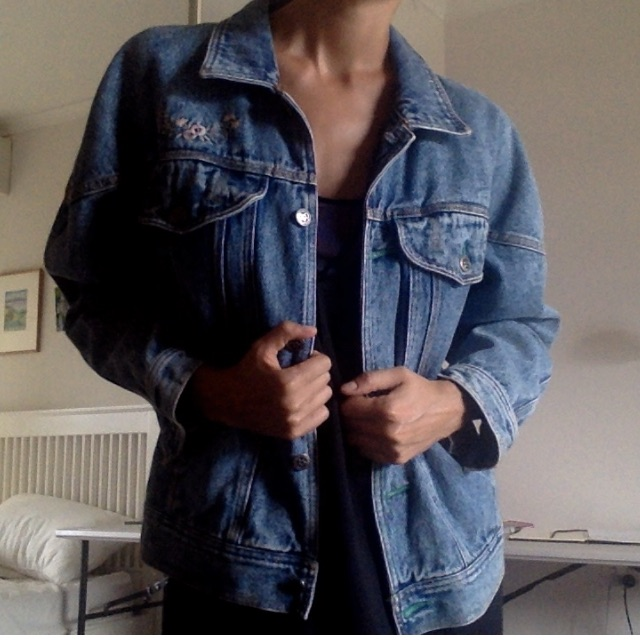Denim jacket PENDING