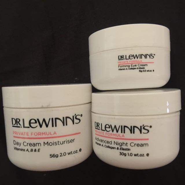 Dr LeWinn's Day, Night & Eye Cream