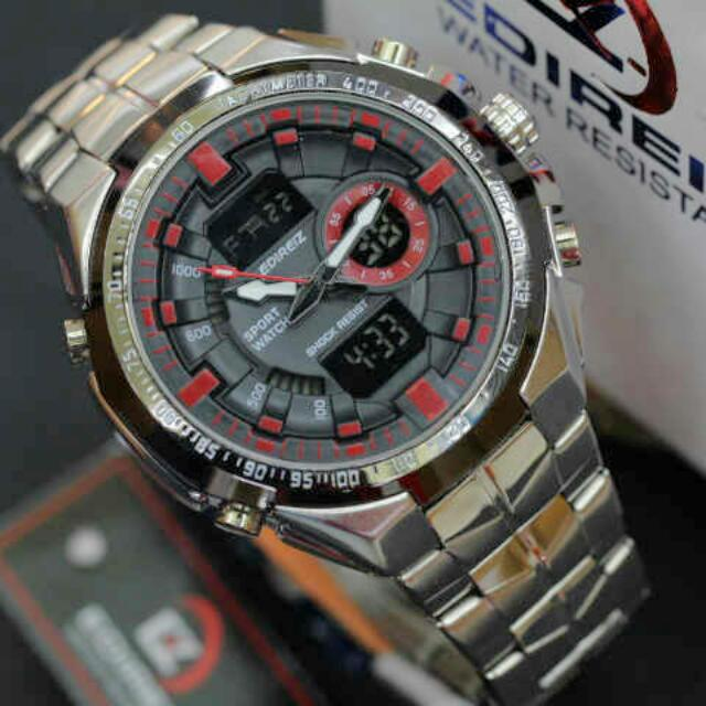 JAM TANGAN SPORT WATCH original anti air