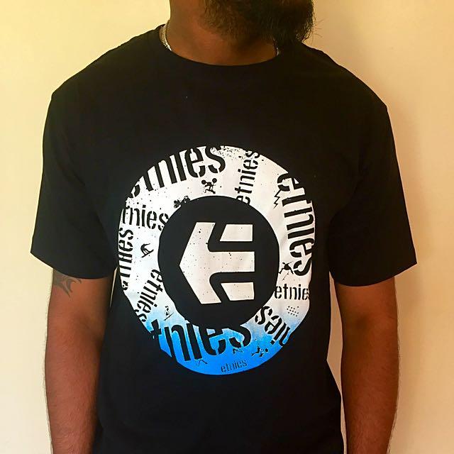 New Skateboard Etnies T- Shirt
