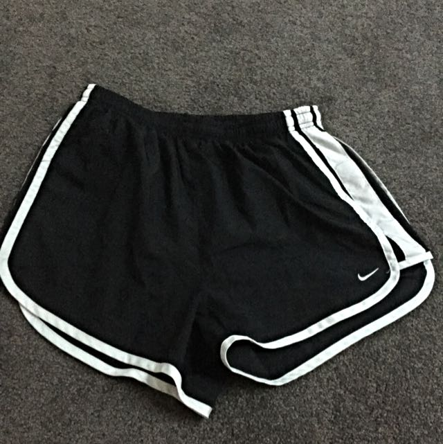 Nike Drifit Running Shorts With Lining