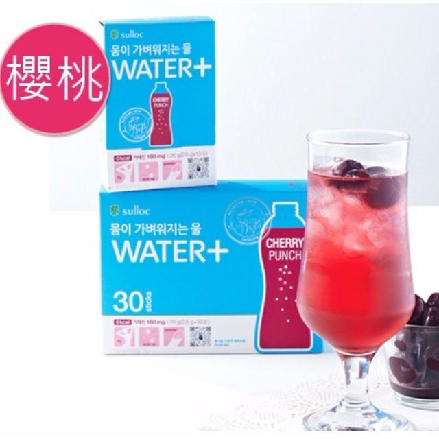 O'sulloc Water+ Cherry