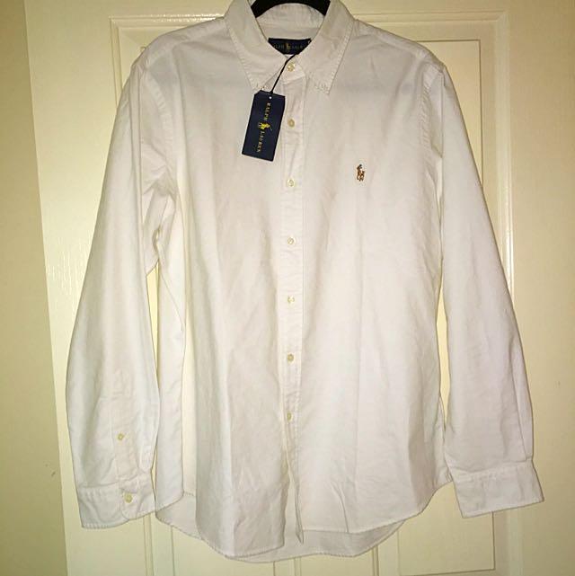 Ralph Lauren Polo L/S Shirt