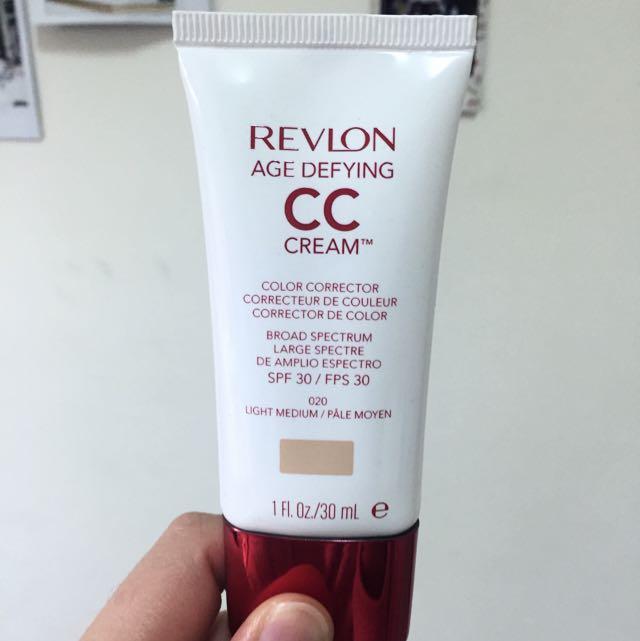露華濃REVLON CC霜