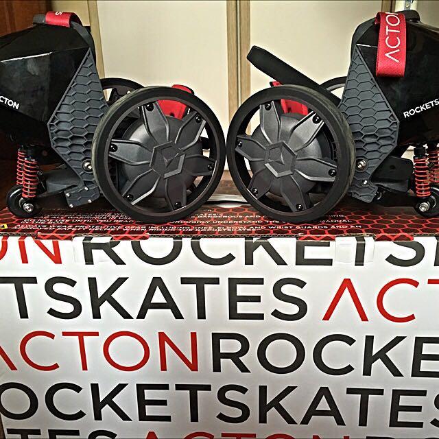 Rocket Skates R10
