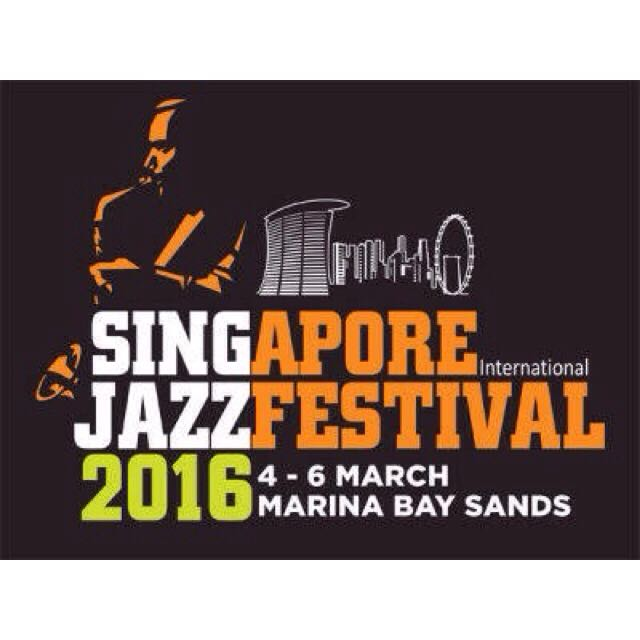 Singapore International Jazz Festival Ticket
