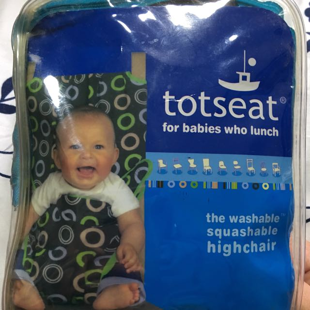 TOT SEAT ( FULLY adjustable harness for Babies 8-30mths )