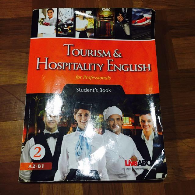Tourism & Hospitality English