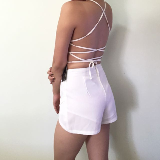 Two Piece Playsuit
