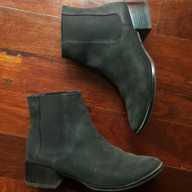 Wittner Boots Size 35
