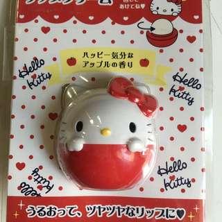 Hello Kitty 護唇膏