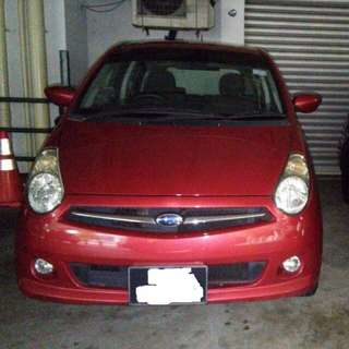 Subaru R2 for rent