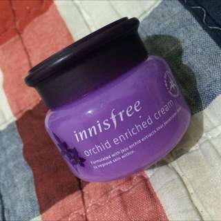 [INNISFREE] Orchid Enriched Cream Kit 30ml