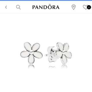 《待面交》全新PANDORA 耳環