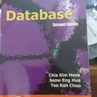 Database Second Edition