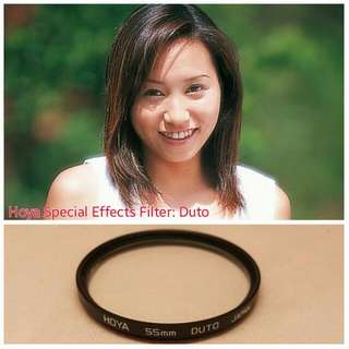 Hoya Special Effects Filter: Duto Filter 55mm