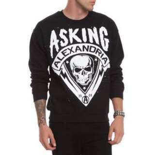 Sweater Asking Alexandria High Quality