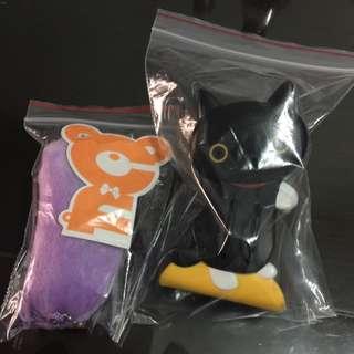 貓咪夾子➕豆豆