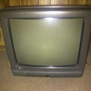 Classic 17 In Tube Tv Works Fine .ge Brand
