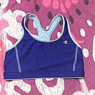 Champion reversible sports bra